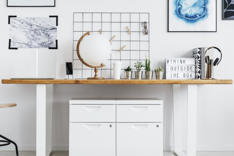 Is your home office demotivating?