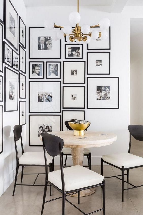 No space, no problem – 10+ Small dining room ideas!