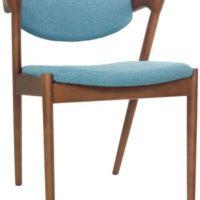 Kai Kristiansen Kai #42 Dining Chair in Fabric