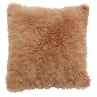 Cashmere Fur Cushion
