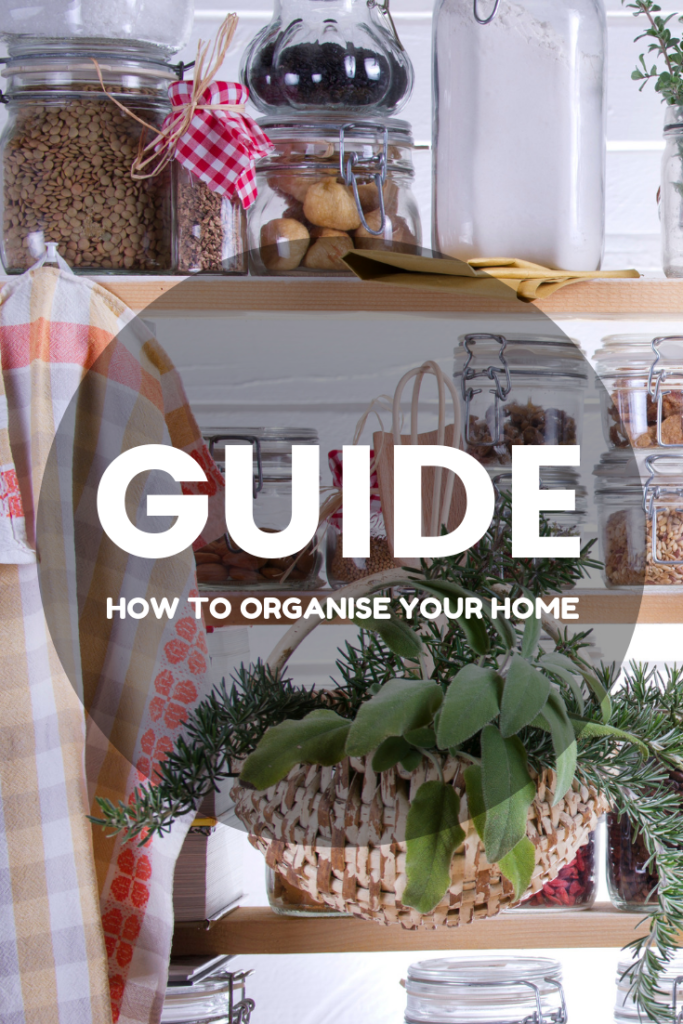 How to organise your home The Style Index Interior Design Homewares DIY Hacks Home
