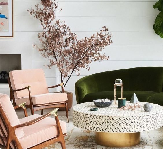 Living room decor need an instant makeover?