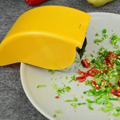 Herb slicer kitchen cutter chilli