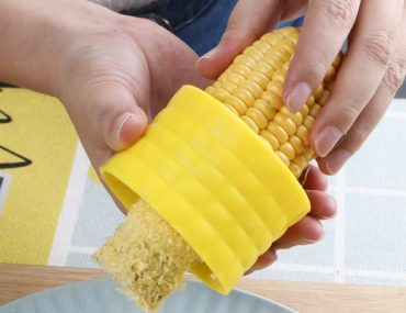 Corn peeler kitchen aid gadget