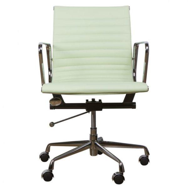 Green chair inspiring office chair