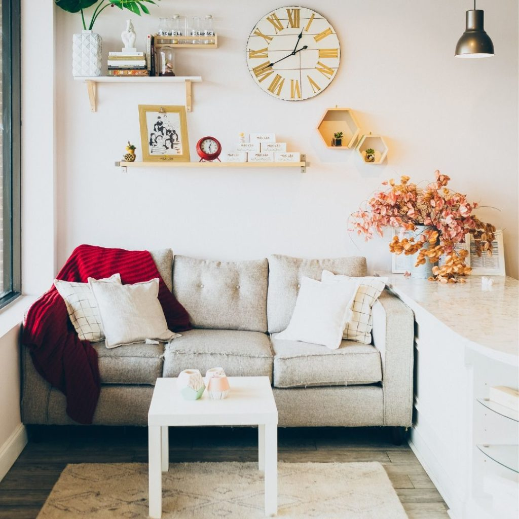 Renting property how to decorate