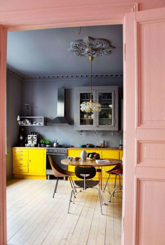 Bright kitchen ideas