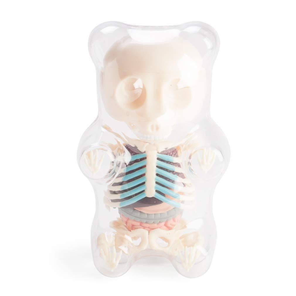 clear gummi bear