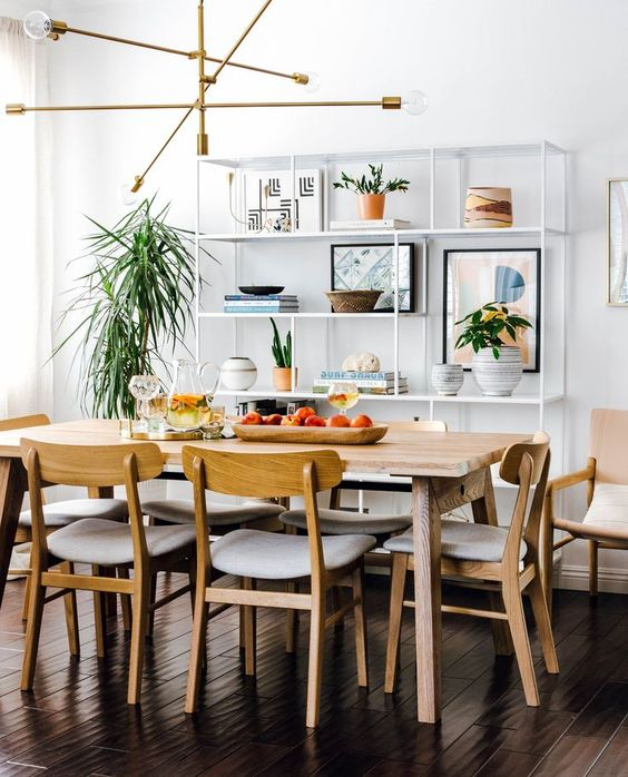 timber decor for the home