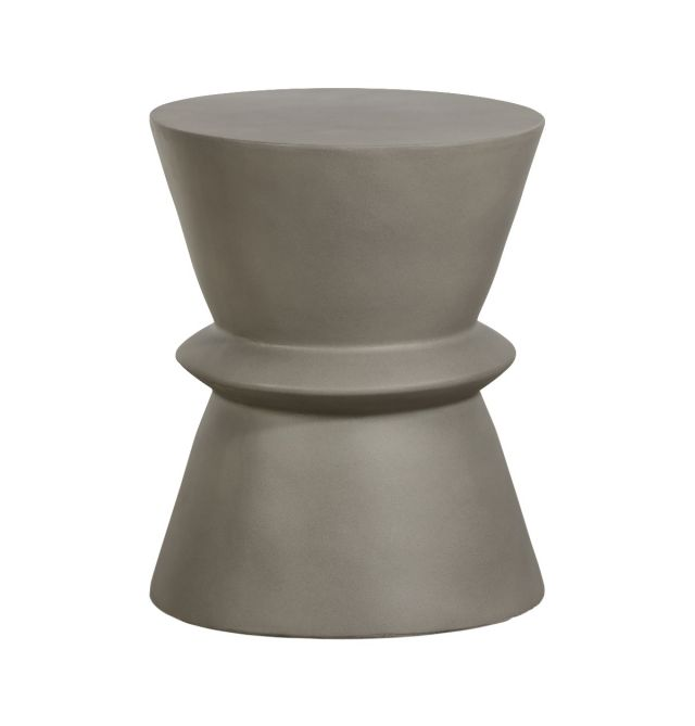 Concrete stool for your home
