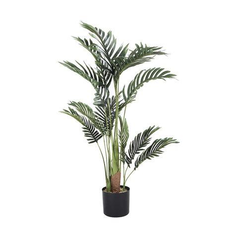 fake palm plant