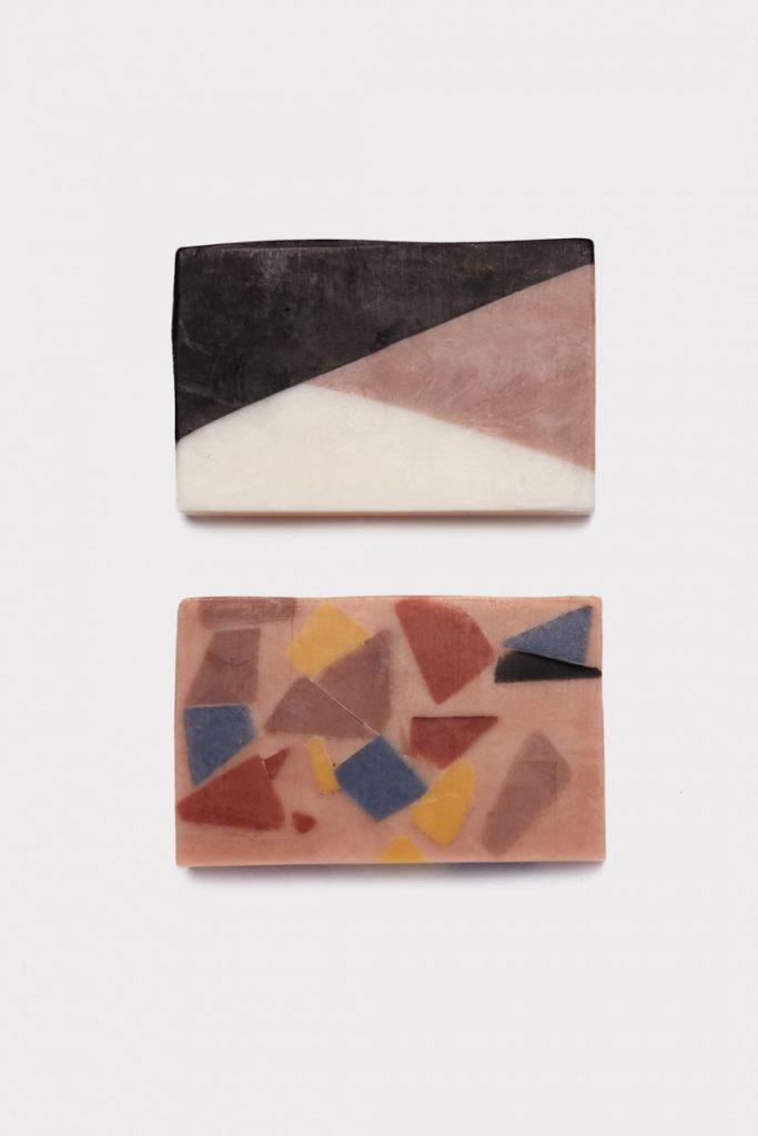 Terrazzo soap
