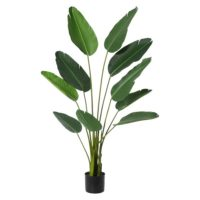 Artificial Giant Bird of Paradise Plant (Set of 2)