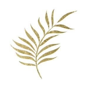 Gold Leaf free clip art