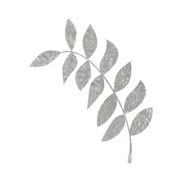 Silver Leaf free clipart