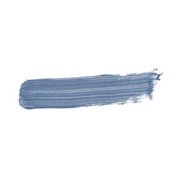Blue Paint Brush Stroke clip art free