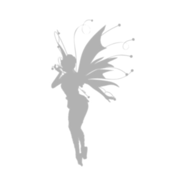 Fairy Shadow free clip art