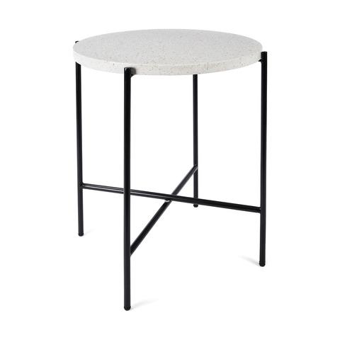 monochrome table