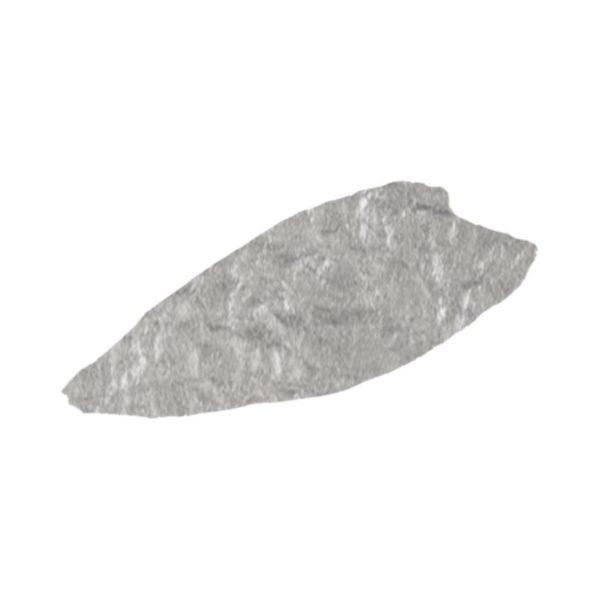 Silver Rose Petal