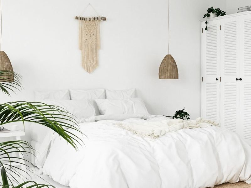 Neutral colour scheme in your home