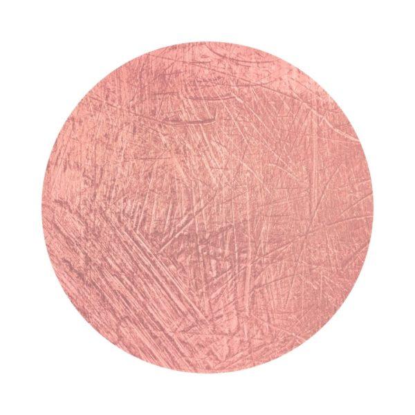 Rose Gold Circle