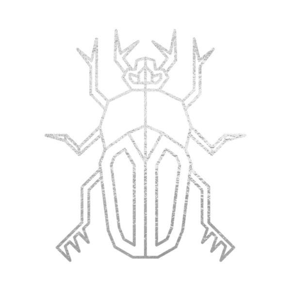 Silver Foil Insect
