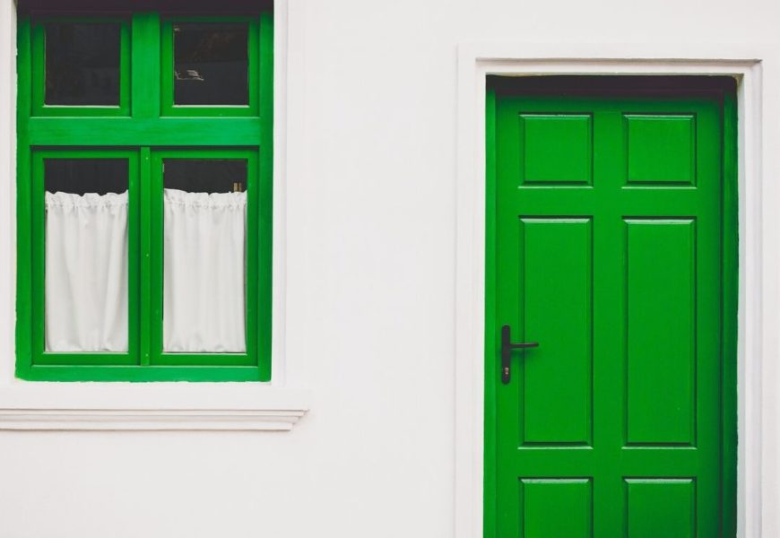 Front Door Ideas that will make the right first Impression!
