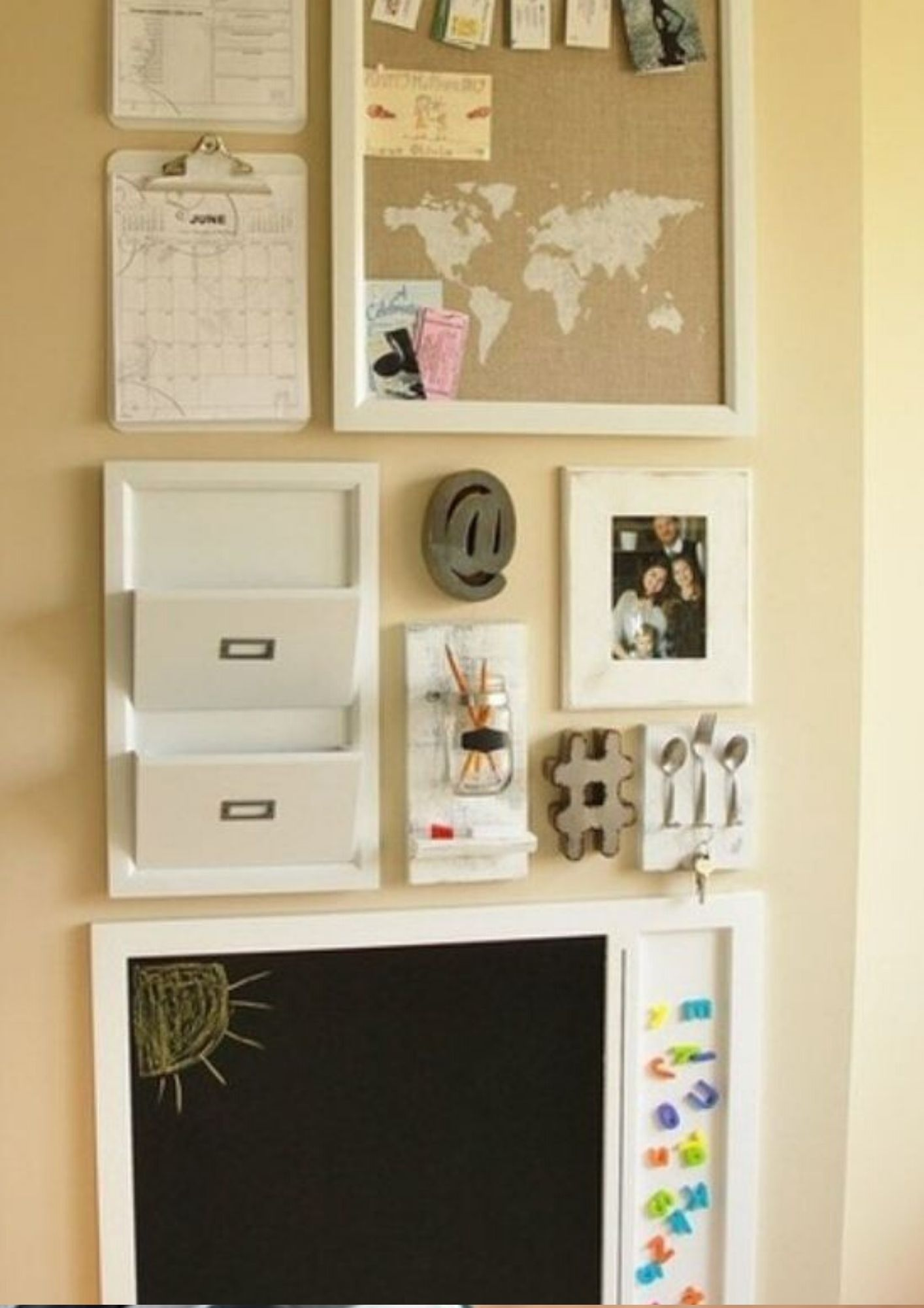 organisation hacks and tips