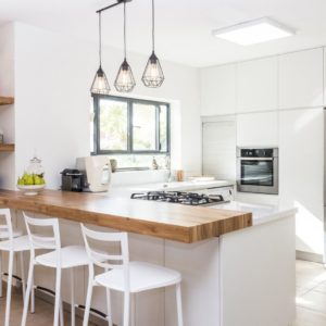 White Kitchen ideas that are Extremely far from Boring!