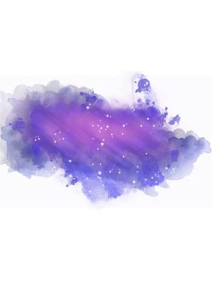 Galaxy Watercolor Paint
