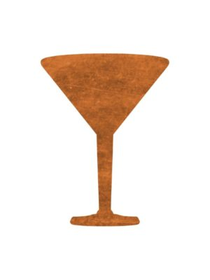 Copper Martini