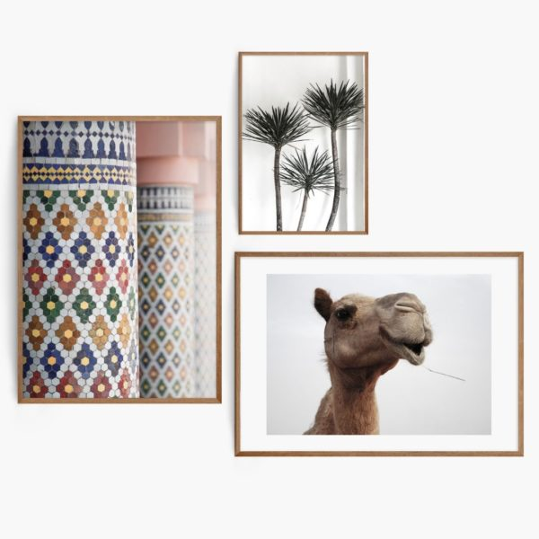 Marrakech Holiday Set Free Prints