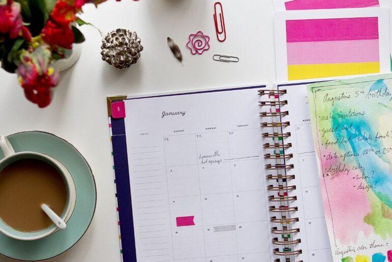 Habits of Organised People