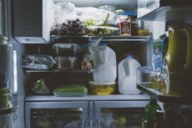 Organise your fridge