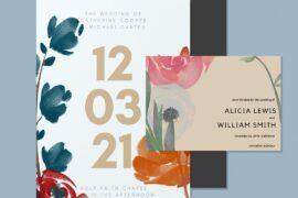 wedding invitation clipart