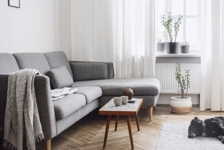 Make your Living Room look more Expensive