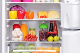 How to clean your refrigerator!
